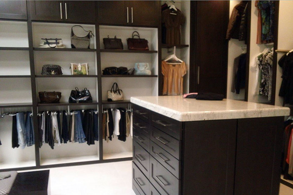 Calicabinets closet projects